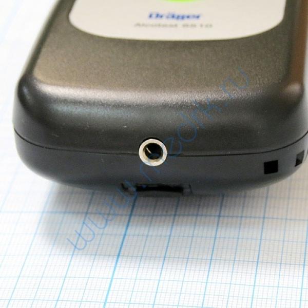 Алкотестер Draeger Alcotest 6510 с поверкой  Вид 9