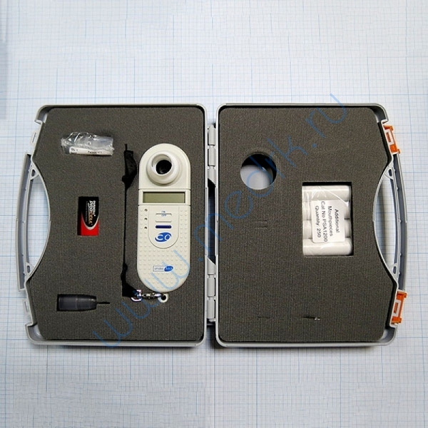 Газоанализатор Smoke Check (смокелайзер)  Вид 6