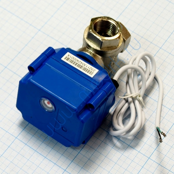 Клапан-регулятор GD-ALL 17/0020   Вид 3