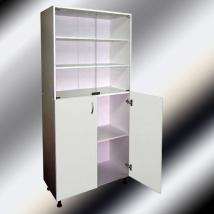 Шкафы двухстворчатые медицинские М202-031 с нижними дверцами