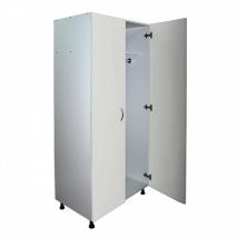Шкаф медицинский для одежды М202-04