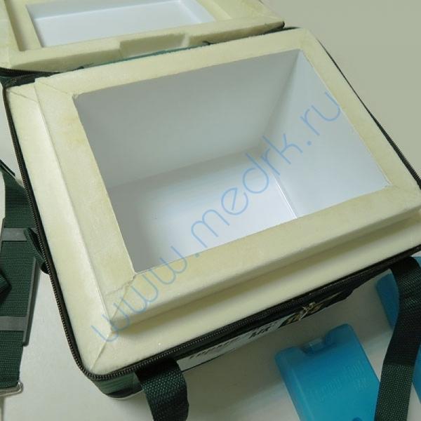 Термоконтейнер медицинский ТМ-5  Вид 5