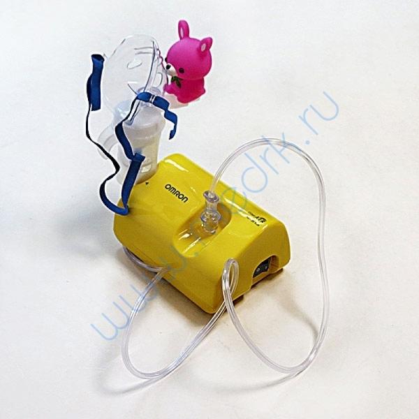 Ингалятор компрессорный Omron NE-C24-Kids   Вид 9