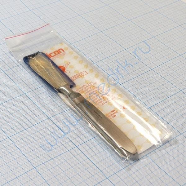 Нож хрящевой реберный J-15-048А (Surgicon)  Вид 1