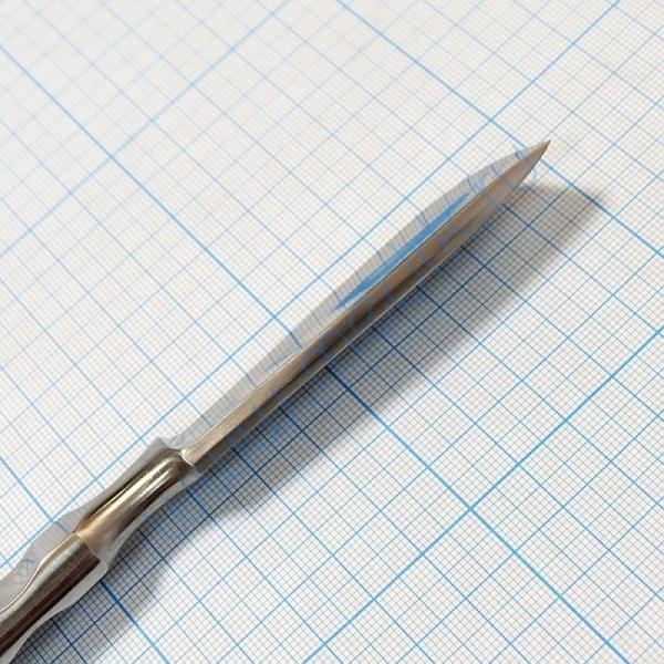 Нож хрящевой реберный J-15-048А (Surgicon)  Вид 5