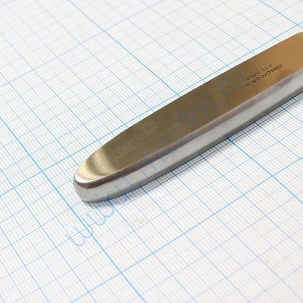 Нож хрящевой реберный J-15-048А (Surgicon)  Вид 6