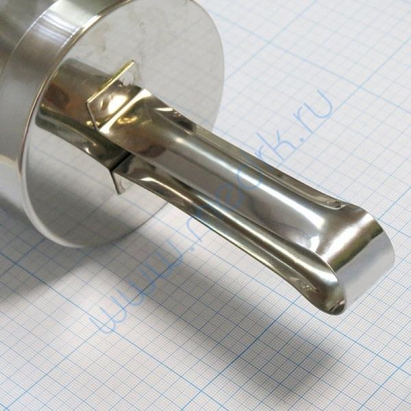 Совок для сыпучих материалов d=100  Вид 2