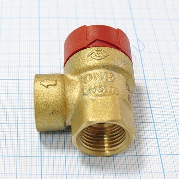 Клапан предохранительный Flopress  Вид 2