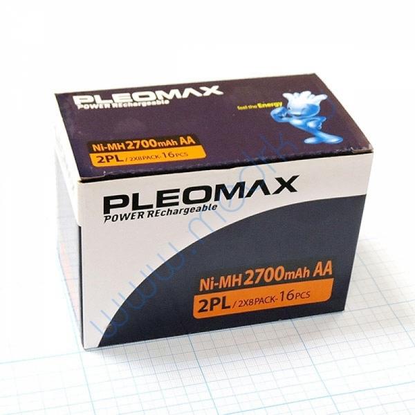 Аккумулятор Pleomax NI-MN, 2700mAh
