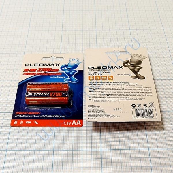 Аккумулятор Pleomax NI-MN, 2700mAh  Вид 4