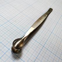 Пинцет зубчато-лапчатый 15-382 Russain