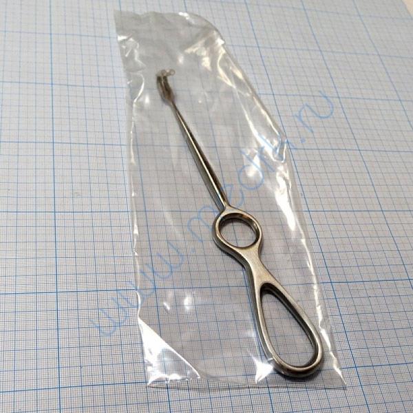 Крючок хирургический двухзубый острый PF-026-02  Вид 1