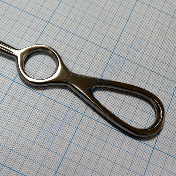 Крючок хирургический двухзубый острый PF-026-02  Вид 3