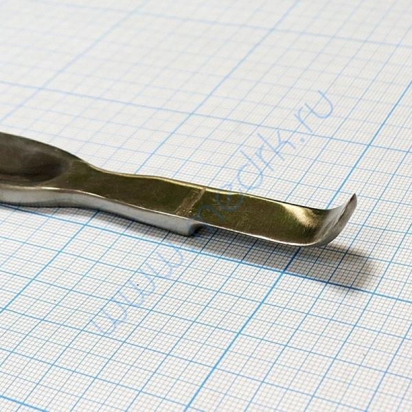 Распатор изогнутый малый ОХ-4-213  Вид 3