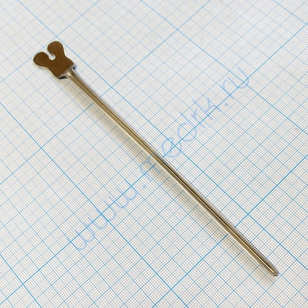 Зонд желобоватый хирургический J-23-044 170 мм  Вид 2