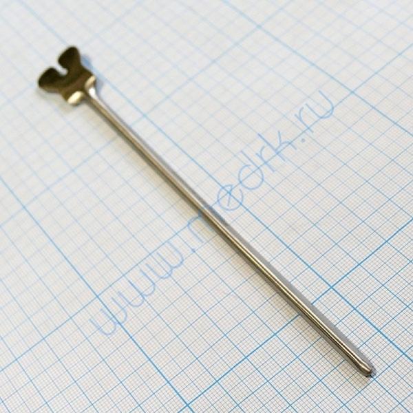 Зонд желобоватый хирургический J-23-044 170 мм  Вид 5