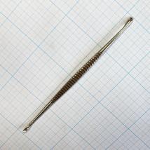 Ложка костная двусторонняя острая Л-5