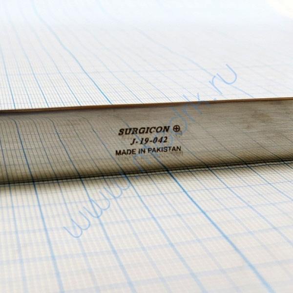 Крючок пластинчатый по Фарабефу J-19-042  Вид 5
