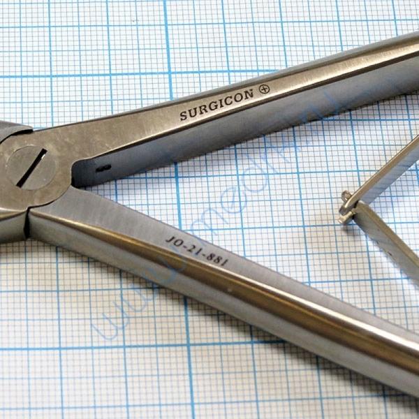 Щипцы-кусачки костные прямые Jo-21-881  Вид 4