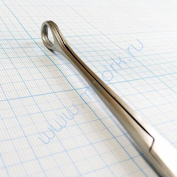 Щипцы кишечные окончатые для взрослых J-20-762  Вид 3
