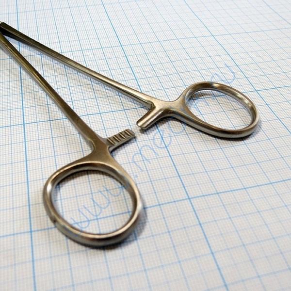 Щипцы кишечные окончатые для взрослых J-20-762  Вид 7