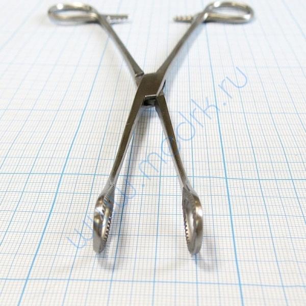 Щипцы кишечные окончатые для взрослых J-20-762  Вид 9