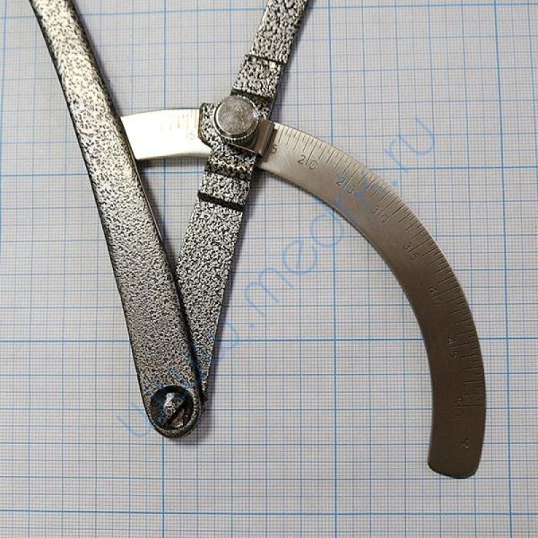 Тазомер J-20-385 акушерский металлический  Вид 2