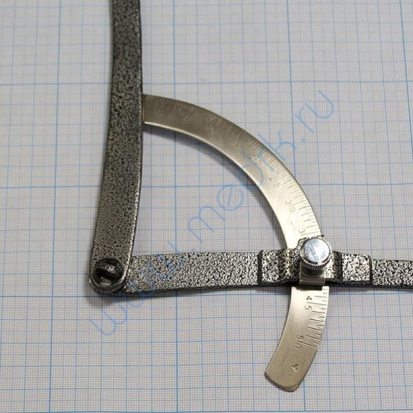 Тазомер J-20-385 акушерский металлический  Вид 4