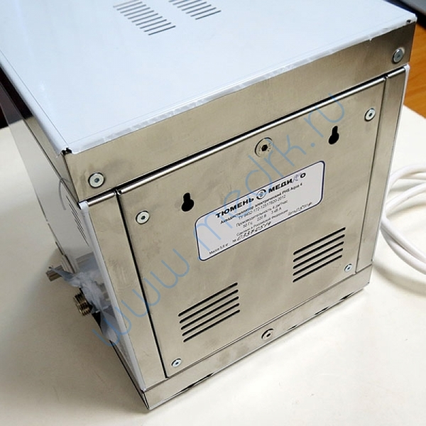 Аквадистиллятор электрический PHS Aqua 4  Вид 5