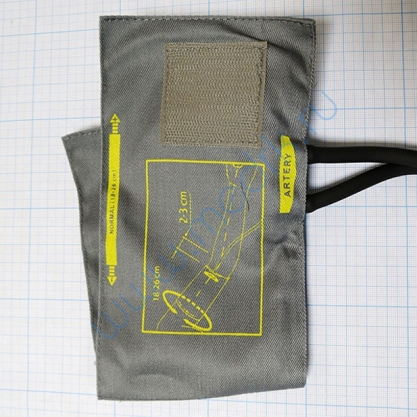 Тонометр механический педиатрический LD-80 с 3-мя детскими манжетами  Вид 8