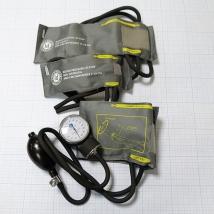 Тонометр LD-80 механический педиатрический с 3-мя детскими манжетами