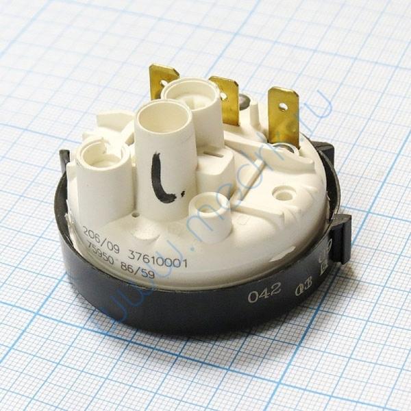 Регулятор давления VD-200 14/0080 для DGM-200  Вид 1