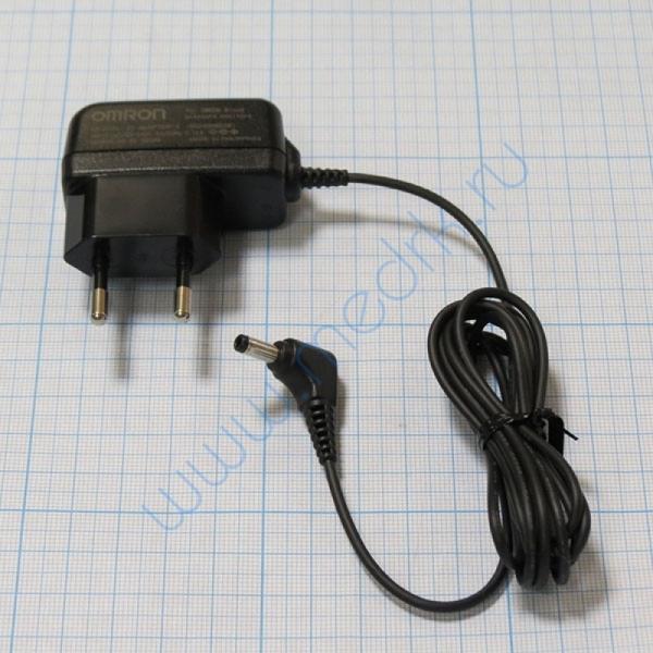Блок питания для тонометров Omron AC Adapter-S  Вид 1