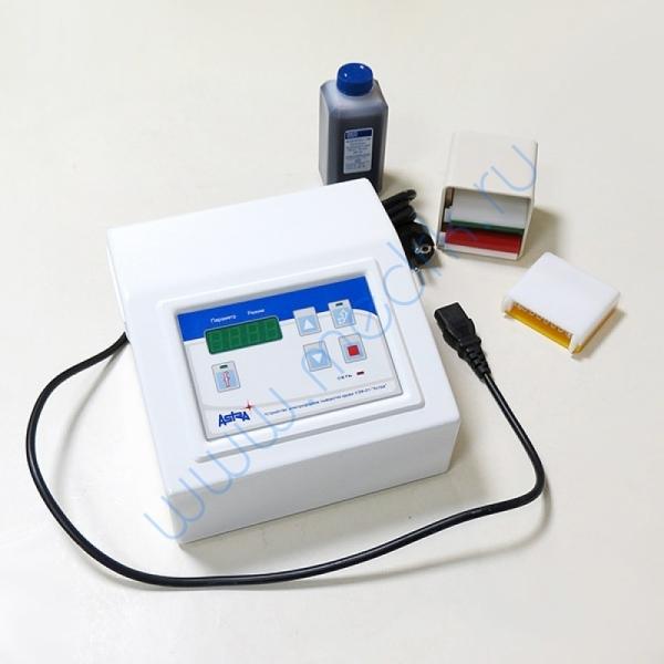 Устройство электрофореза сыворотки крови УЭФ-01-Астра  Вид 3