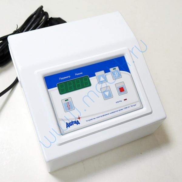 Устройство электрофореза сыворотки крови УЭФ-01-Астра  Вид 5