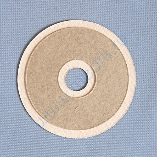 Электрод круглый 135 мм одноразовый  Вид 1
