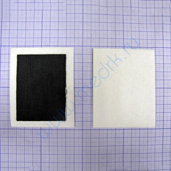 Электрод прямоугольный 80х100 одноразовый (кратно 20шт)  Вид 1
