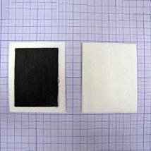 Электрод прямоугольный 120х160 одноразовый