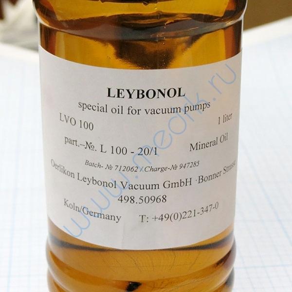 Масло вакуумное Leybonol (1 литр)  Вид 2