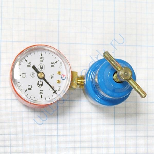 Клапан регулирующий ВР-06-04 (редуктор для воды)  Вид 3