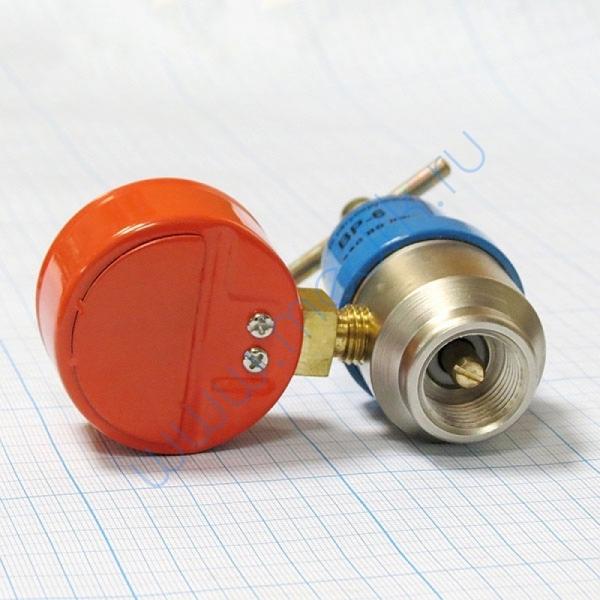 Клапан регулирующий ВР-06-04 (редуктор для воды)  Вид 6