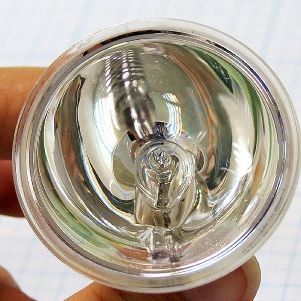 Лампа галогенная Osram 64637 12V 100W GZ6,35  Вид 3