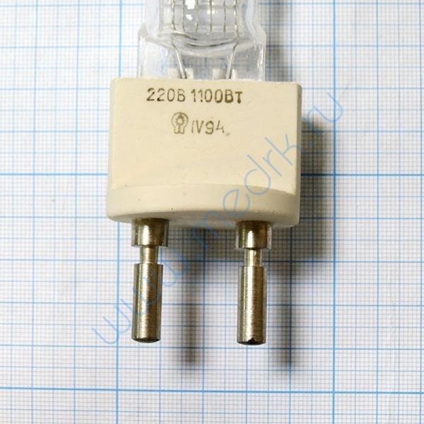 Лампа КГМ 220-1100-1 (G22)  Вид 2