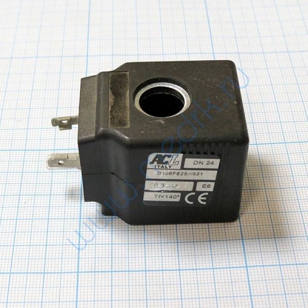 Соленоид 521 для клапана пневматического AV210B 20G для ГП-560-2  Вид 1