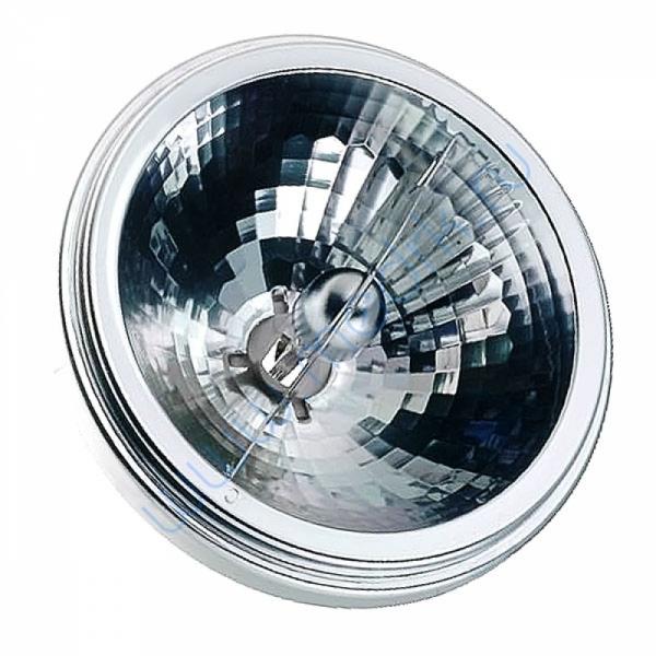 Лампа галогенная Osram 41840 FL HALOSPOT 111 24° 12V 75W G53  Вид 1