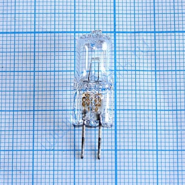 Лампа галогенная Osram 64223 6V 10W M/43 G4  Вид 4