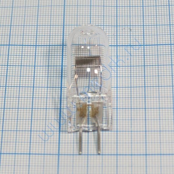 Лампа галогенная Osram 64663 HLX 400W 36V G6,35 40X1  Вид 3