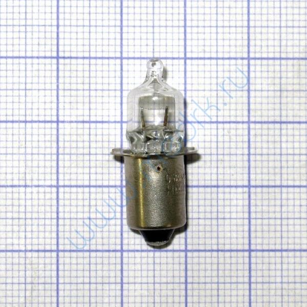Лампа HPR 50 5,2V 0,85A PX 13,5s  Вид 1