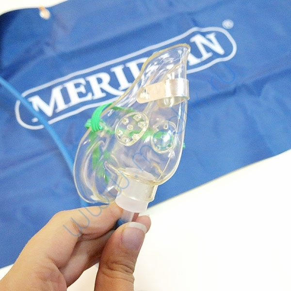 Подушка кислородная Meridian 40 л (с маской) DGM Pharma Apparate Handel AG  Вид 3