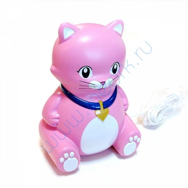 Ингалятор компрессорный Кошка (с сумкой)  Вид 4